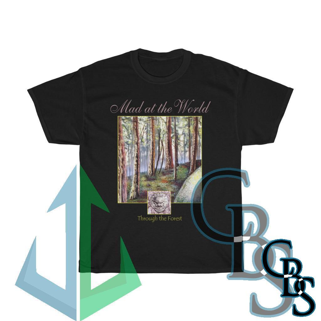 Mad At The World – Through the Forest Short Sleeve Tshirt
