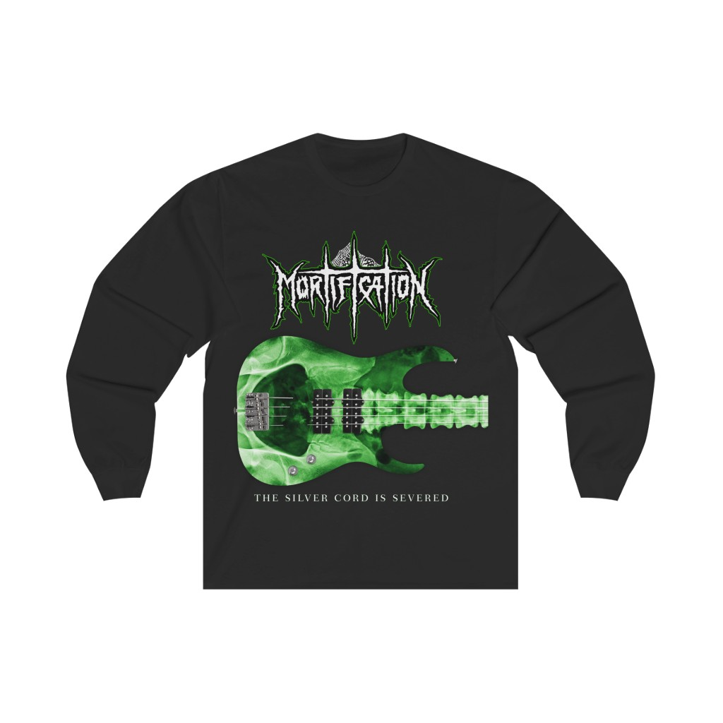 Mortification – The Silver Cord is Severed 2021 Long Sleeve Tshirt