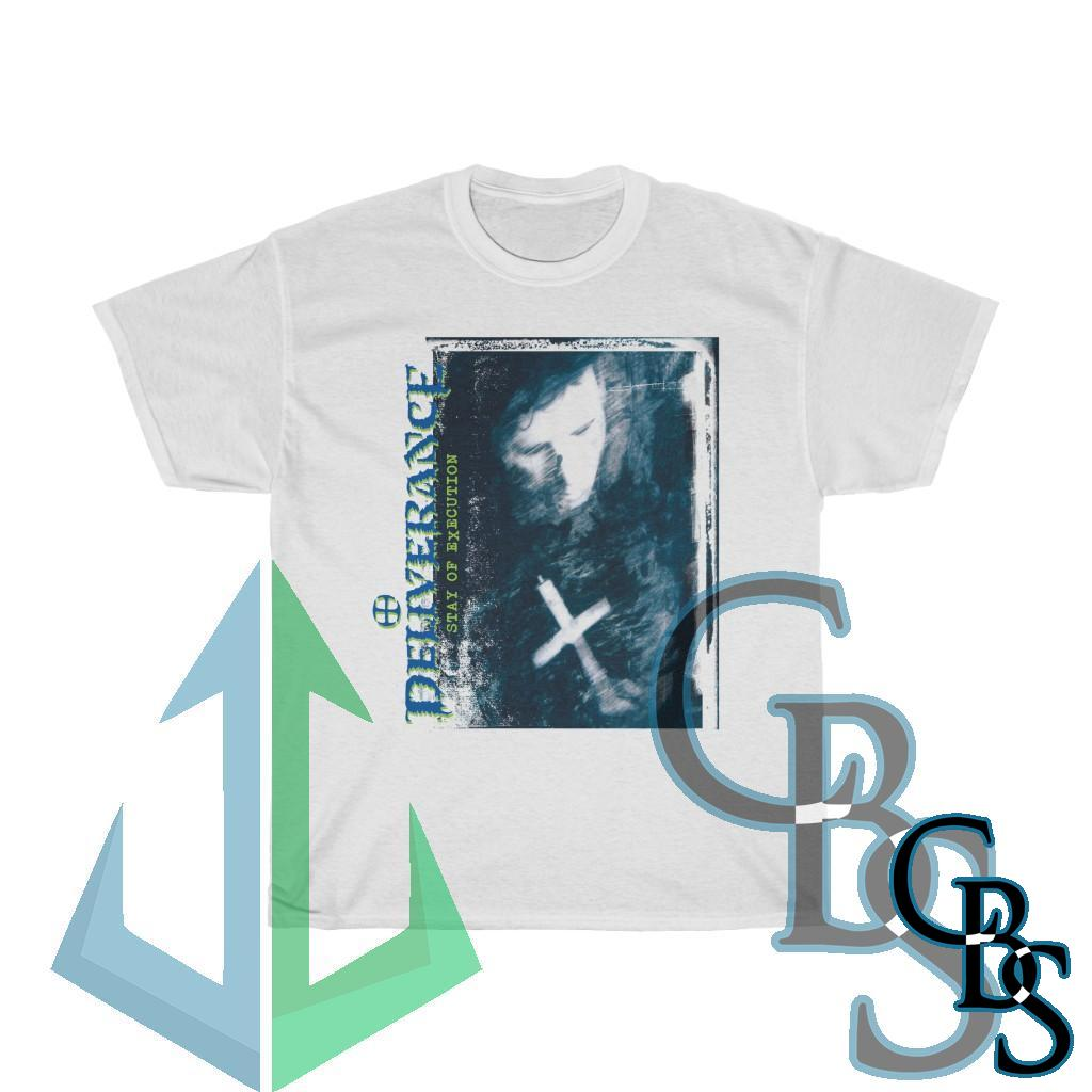 Deliverance Stay of Execution (Light Shirt) Short Sleeve Tshirt (5000)