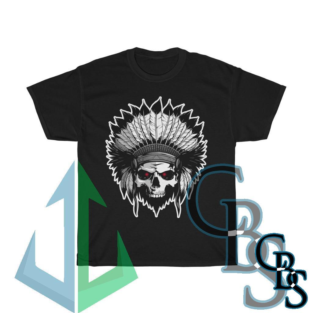 Once Dead – Ghost Tribe Digital EP and Short Sleeve Tshirt Bundle (5000)