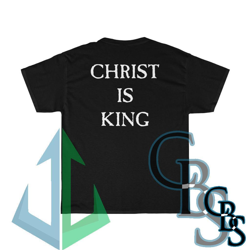 Marble Tomb Christ is King Short Sleeve Tshirt (5000D)