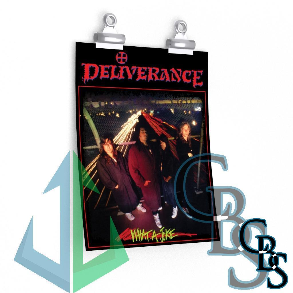 Deliverance – What a Joke Posters