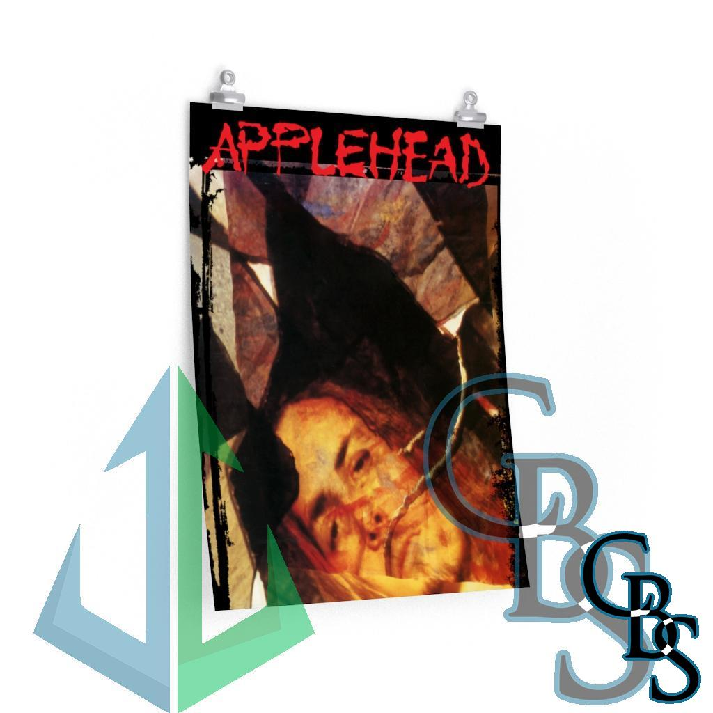 Applehead – Meaning Posters