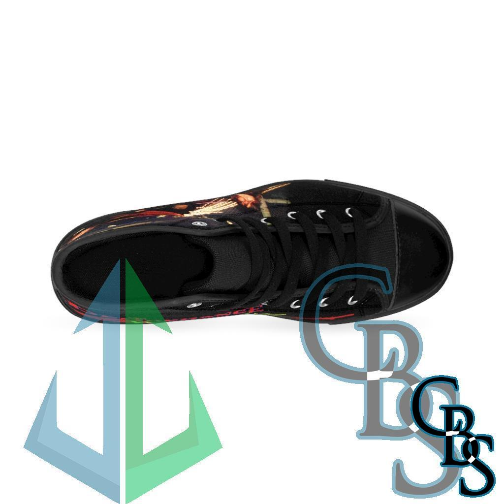 Deliverance – What a Joke Men's High-top Sneakers