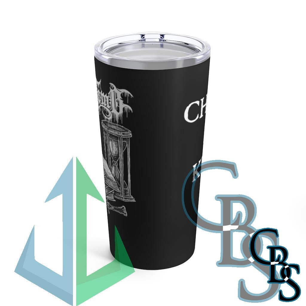Marble Tomb Christ is King 20oz Stainless Steel Tumbler