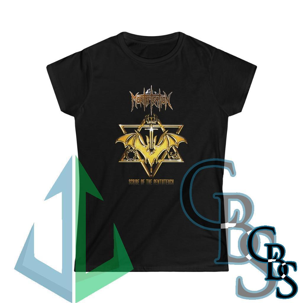 Mortification – Scribe of the Pentateuch Short Sleeve Tshirt 64000L