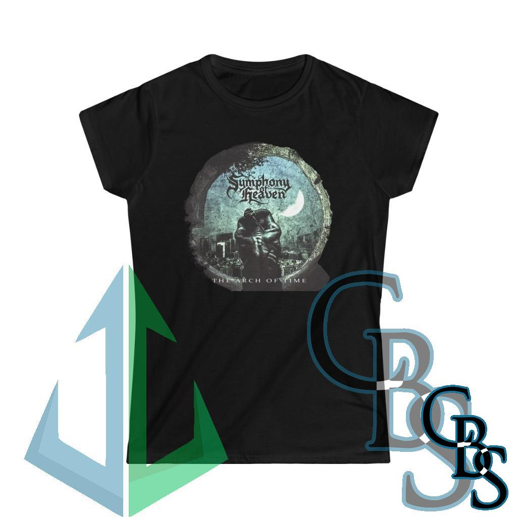 Symphony of Heaven – The Arch of Time Short Sleeve Tshirt 64000L