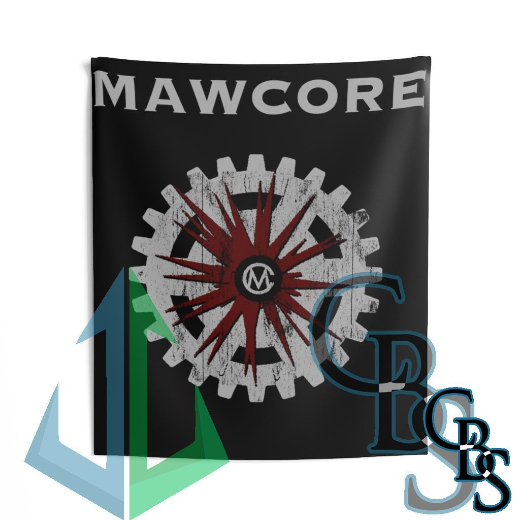 Mawcore Gear Indoor Wall Tapestries
