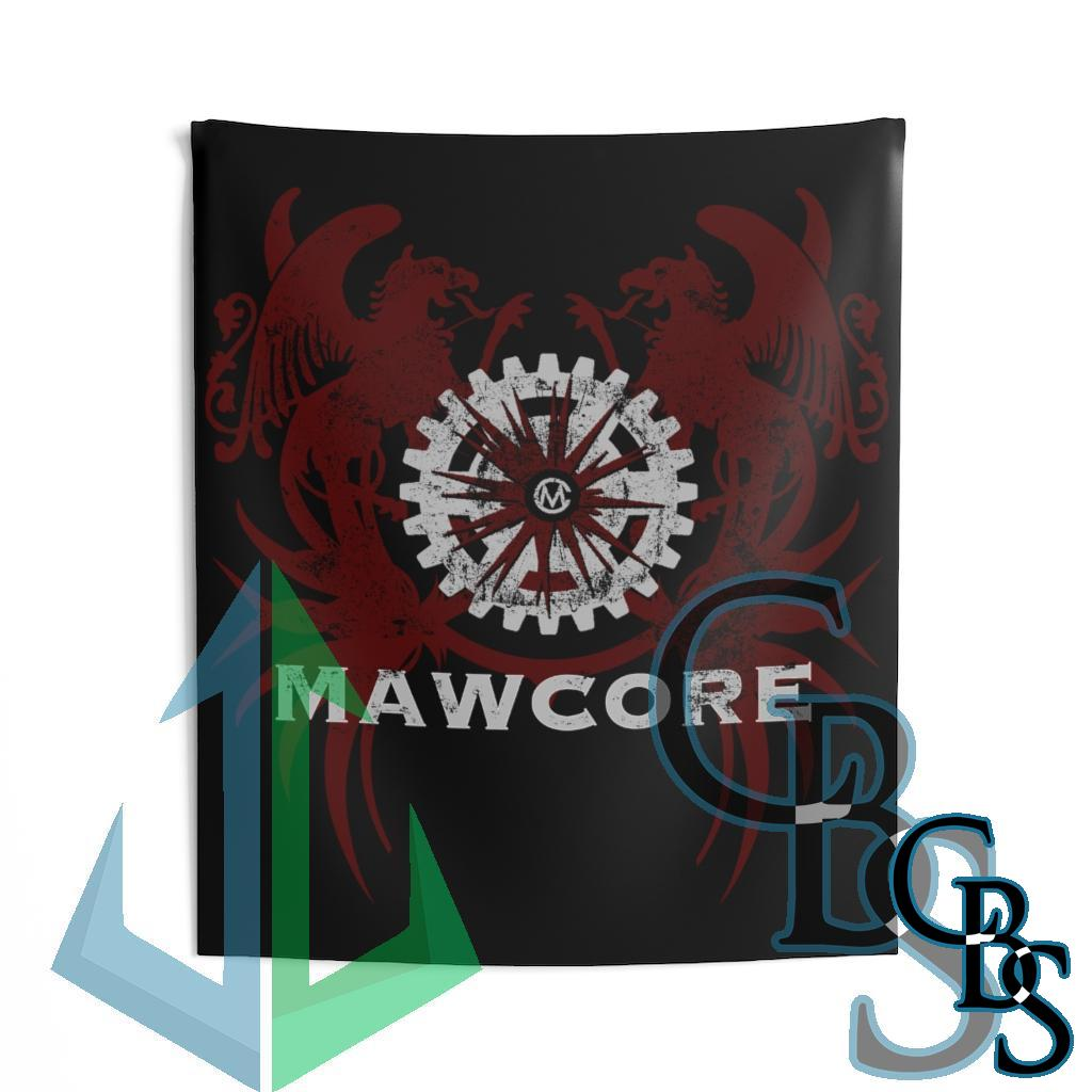 Mawcore Crest Indoor Wall Tapestries
