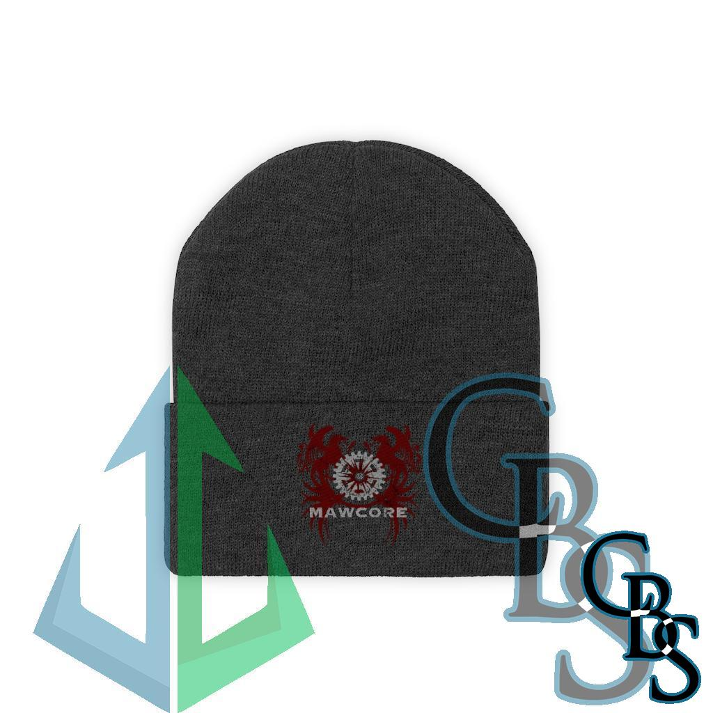 Mawcore Crest Knit Beanie