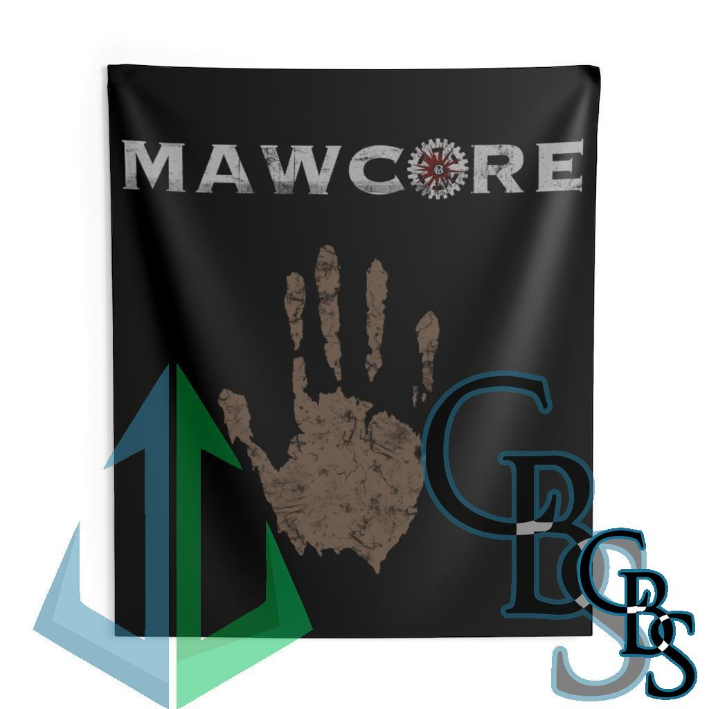 Mawcore Mud Hand Indoor Wall Tapestries