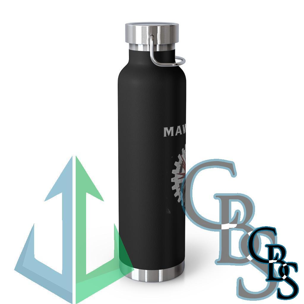 Mawcore Gear 22oz Vacuum Insulated Bottle