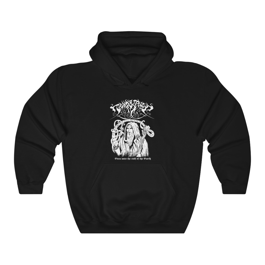 Pantokrator – Even Unto the Ends of the Earth Pullover Hooded Sweatshirt (18500)